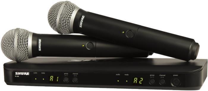 Как да изберем безжичен вокален микрофон