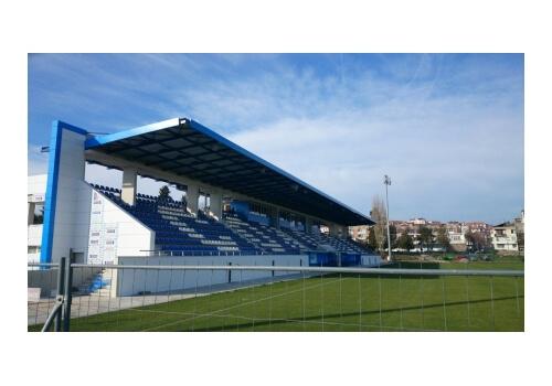 Стадион в Созопол - Озвучаване
