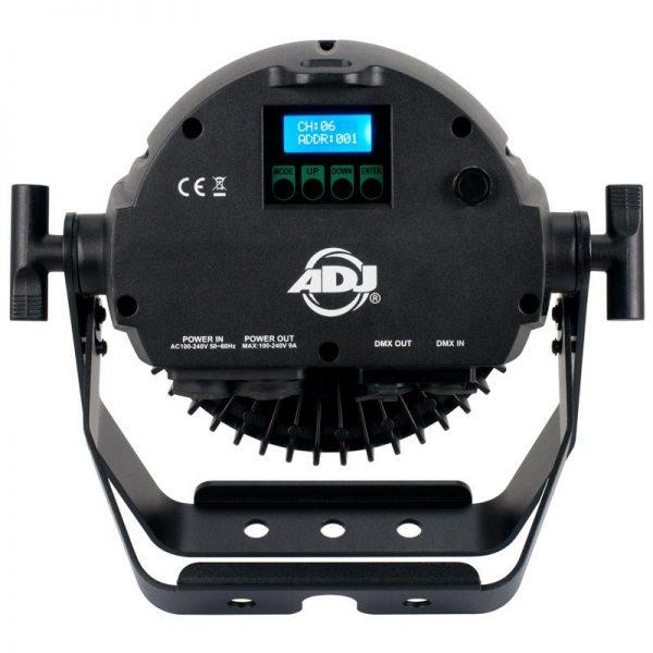 adj 12p hex ip rear 21 - Pro Audio
