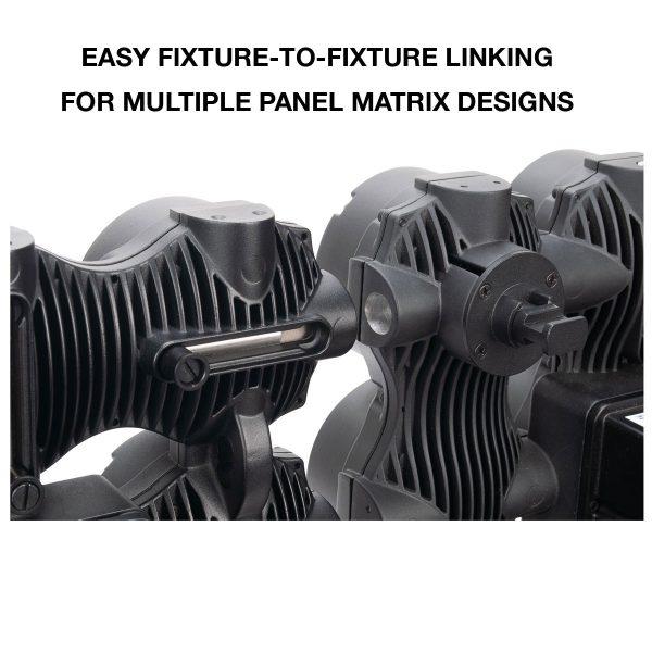 elation cuepix 16ip fixture linking 3 - Pro Audio