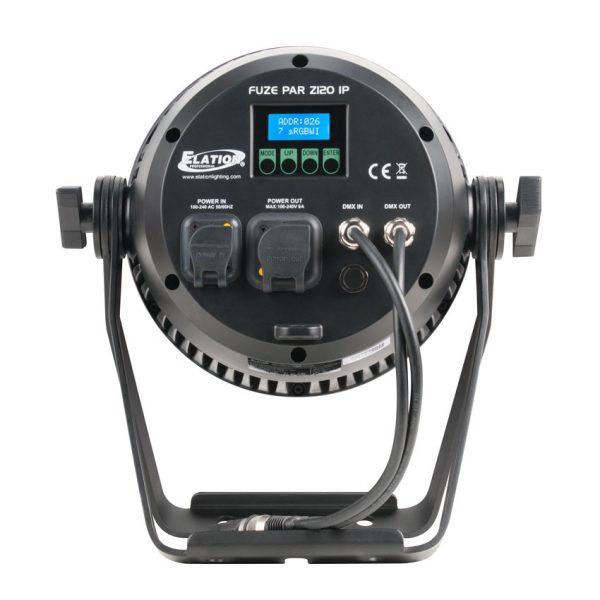 elation fuze par z120 ip rearview 4 - Pro Audio