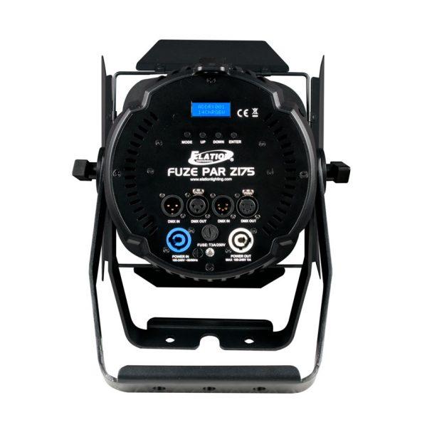 elation fuze par z175 connections 1 - Pro Audio