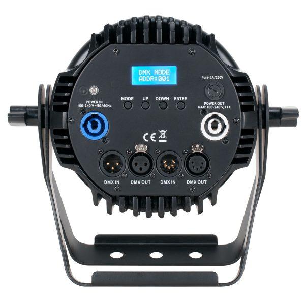 elation sixpar 100 rear - Pro Audio