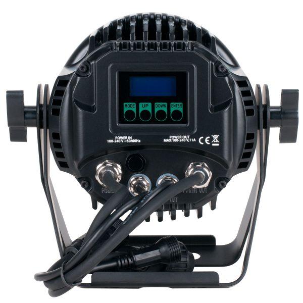 elation sixpar 100ip rear - Pro Audio