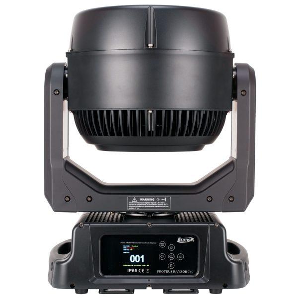 elation proteus rayzor 760 ft up 88 - Pro Audio