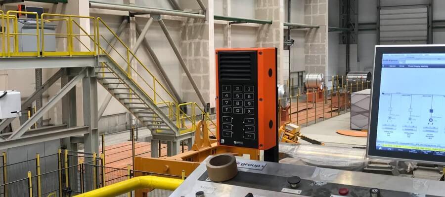 проект за индустриална интерком комуникация в град Шумен