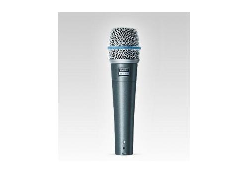 instrumentalen mikrofon shure beta 57a - Pro Audio