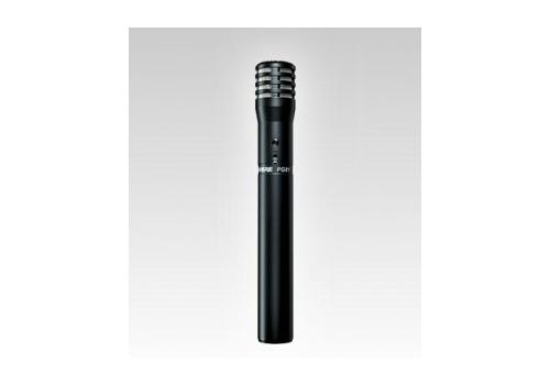 instrumentalen mikrofon shure pg81 - Pro Audio
