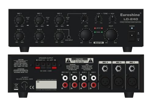 ld 240 - Pro Audio