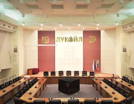 luk neft kongresen centar multimedia proaudio 1 - Pro Audio