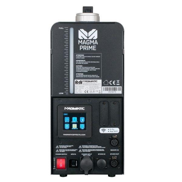 magma prime rear 2 - Pro Audio