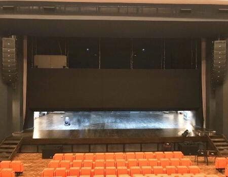 озвучителна система за концертна зала