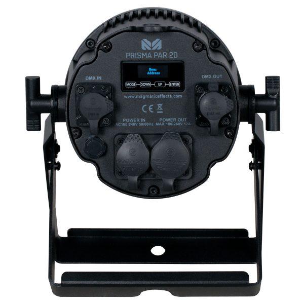 prisma par 20 rear 31 - Pro Audio