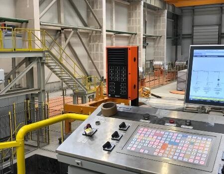 система за индустриална интерком комуникация в алкомет Шумен