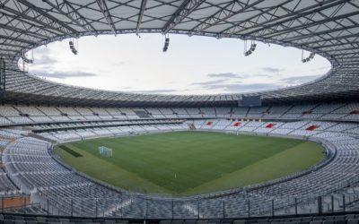 Озвучителни системи Community на три стадиона за световното по футбол