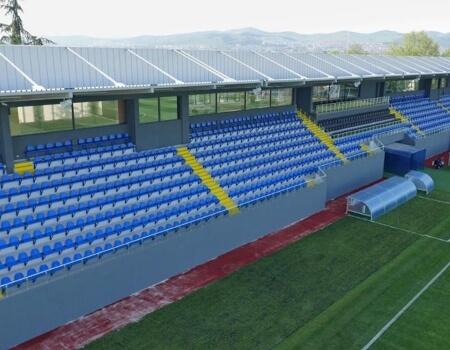 стадион верея стара загора озвучителен проект