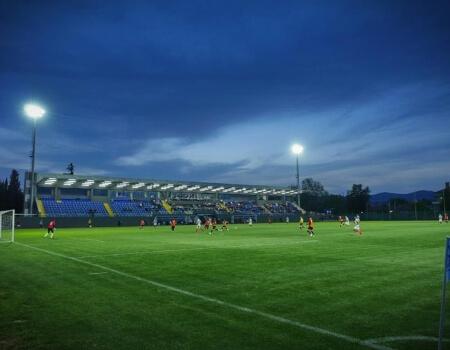 стадион верея озвучителен проект