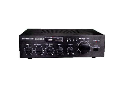 usilvatel 60w usb sd euroshine - Pro Audio