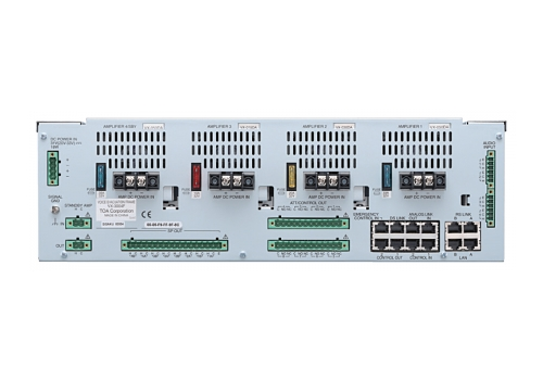 vx 3004f rear - Pro Audio