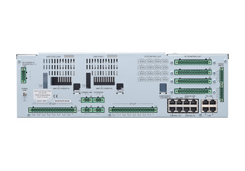 vx 3016f rear - Pro Audio