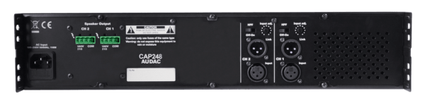 cap248 back - Pro Audio