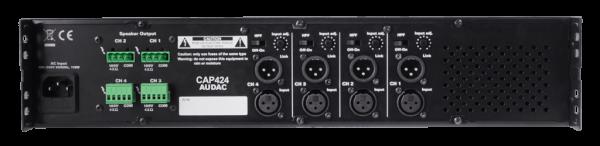 cap424 back - Pro Audio