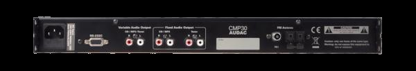 cmp30 back - Pro Audio