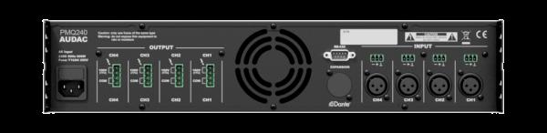 pmq240 back - Pro Audio