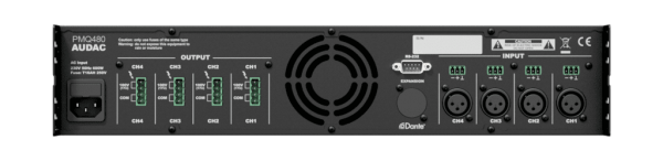 pmq480 back - Pro Audio