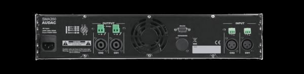 sma350 back - Pro Audio