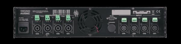 smq500 back - Pro Audio