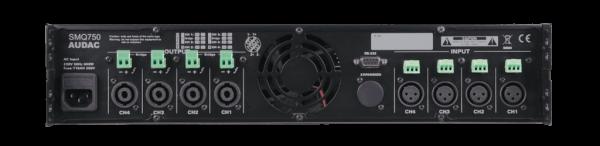smq750 back - Pro Audio