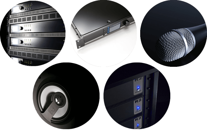 AUDAC – Всеки говорител, аудио-матрица или усилвател, надхвърлят очакванията на потребителите