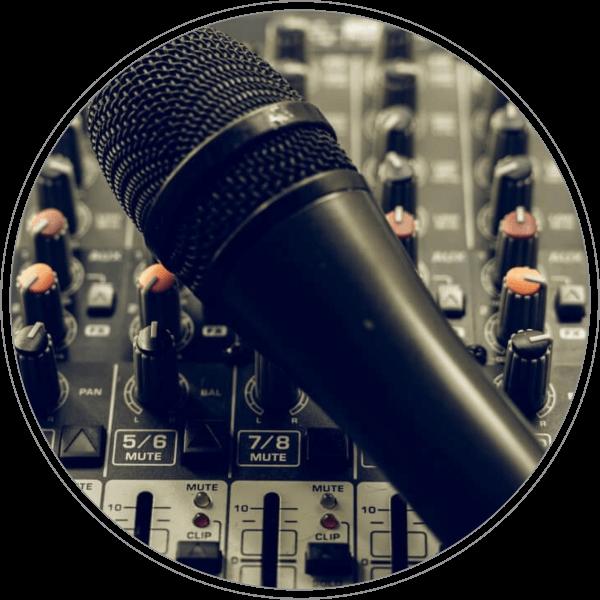 висококачествена аудио техника от про аудио